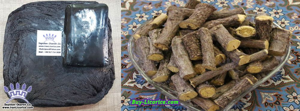 Licorice Root Blocks