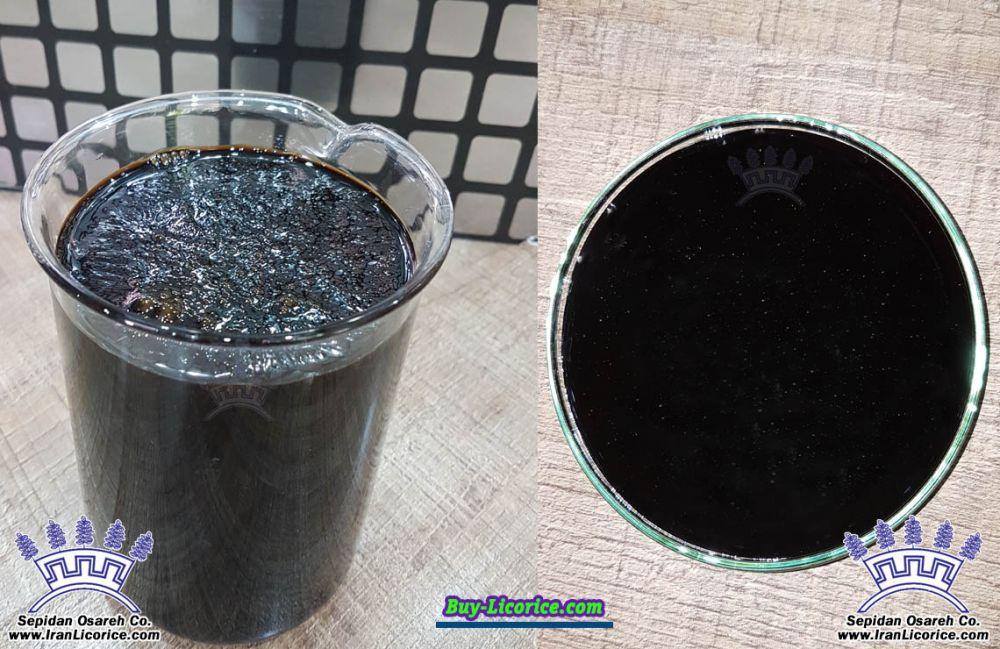 Licorice Liquid Liquorice Extract Paste